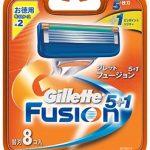【UCギフトカード500円】ひげ剃り替刃を買って上手にキャッシュバック【ジレット商品】