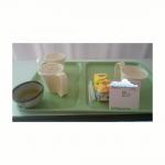 【速報】憩室炎での入院から4日目 食事が運ばれる!【絶食生活終了】