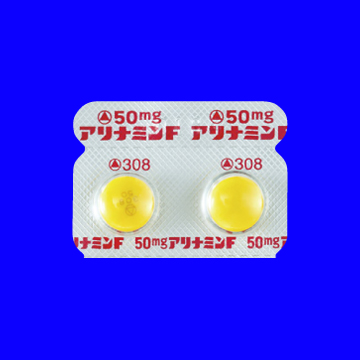 1101 ALINAMIN F SCtab 50mg 21