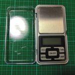 【一薬局に一台?】ポケットサイズの中華製デジタルスケールはいざって時にあると便利