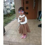 娘も春から幼稚園♪
